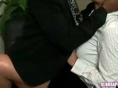 ClubSapphic - Sincerre Cuts the Shit and Fucks Elexis Monroe