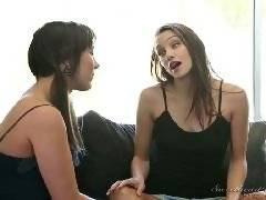 Lesbian Truth Or Dare #08. Andy San Dimas, Jessie Andrews