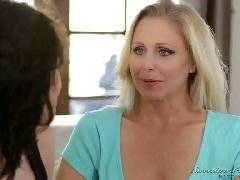 Lesbian Adventures - Older Women Younger Girls #04, Scene #03. Julia Ann, Raven Rockette